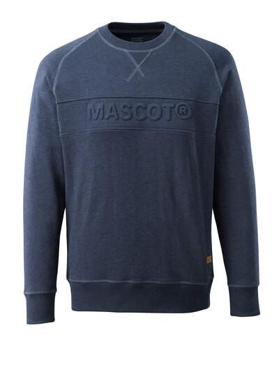 Sweatshirt mit MASCOT Prägung