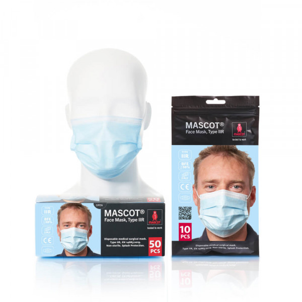 Gesichtsmaske - Mascot