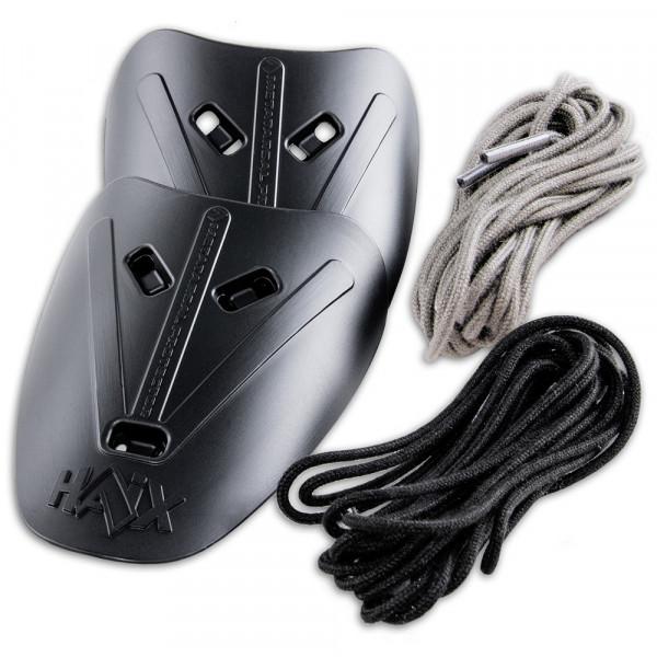 "Haix - Ristprotektoren ""Instep Protector Color-Kit Black-Grey"""