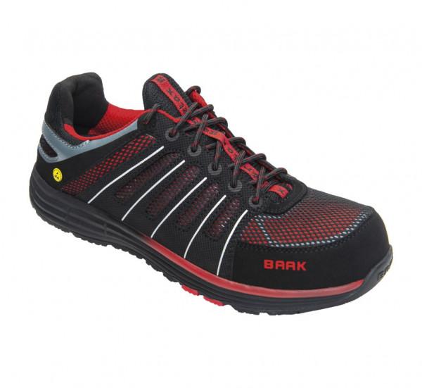 Baak Sports light - Red - Halbschuh S1P