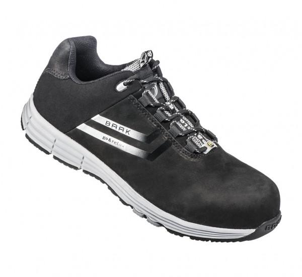 Baak Sports light - Rob2 - Halbschuh S3 schwarz/grau